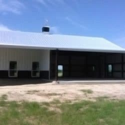 Ranch House Steel Building | Athens Steel Building
